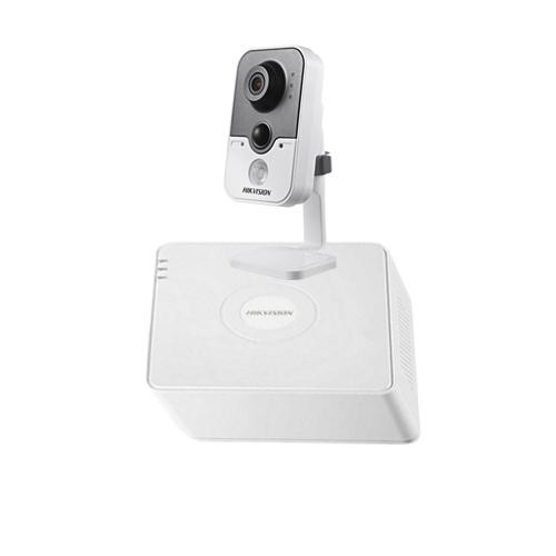 Haikon 1 Kablosuz IP Kameralı Paket (1.3mp) - IP600 W
