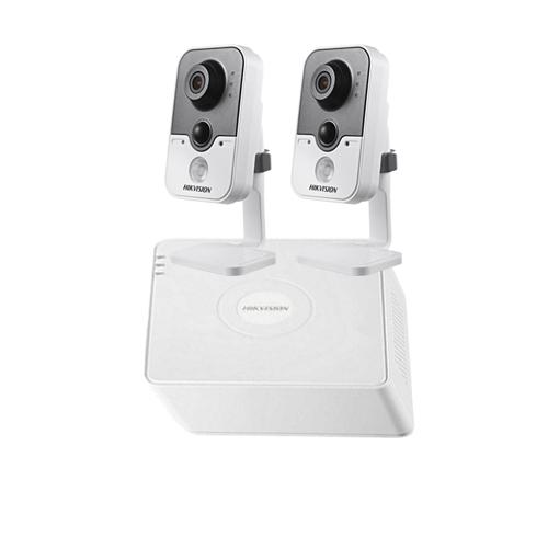 Haikon 2 Kablosuz IP Kameralı Paket (1
