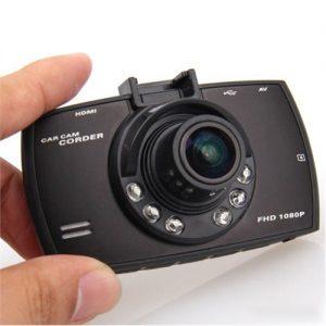 """Techsmart Ghk-1017 2,7"""" Ekran 1080P Full Hd Araç İçi Kamera"""
